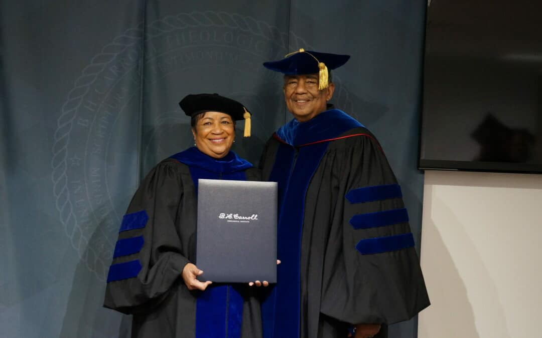 Faces of Carroll: Drs. Margie and Hurley Clayton