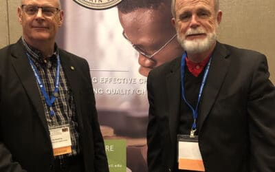 Marsh Center Exhibits at 2020 National Conference on Ministry to the Armed Forces (NCMAF)